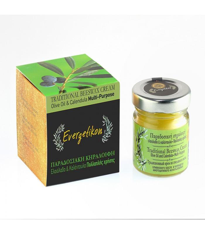 Traditionelle Bienenwachscreme