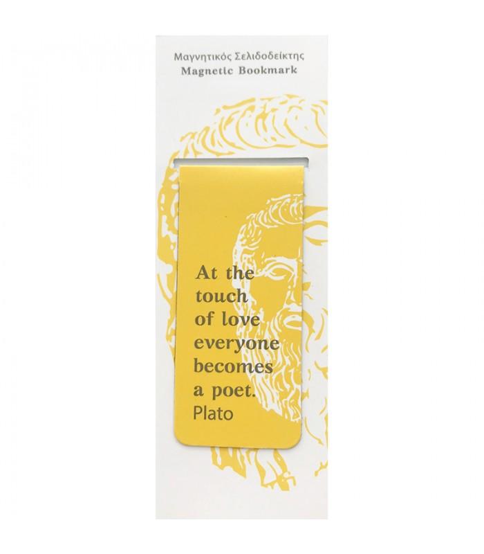 Zitate der Philosophen - Magnetisches Lesezeichen
