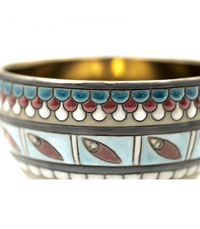 Zwei handgefertigte Keramik Schalen