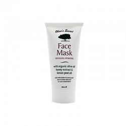 Gesichtsmaske mit Bio-Olivenöl