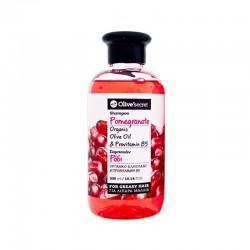Shampoo mit Granatapfel