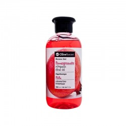Shower Gel with Pomegranate