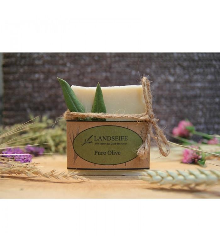 Landseife - Pure Olive