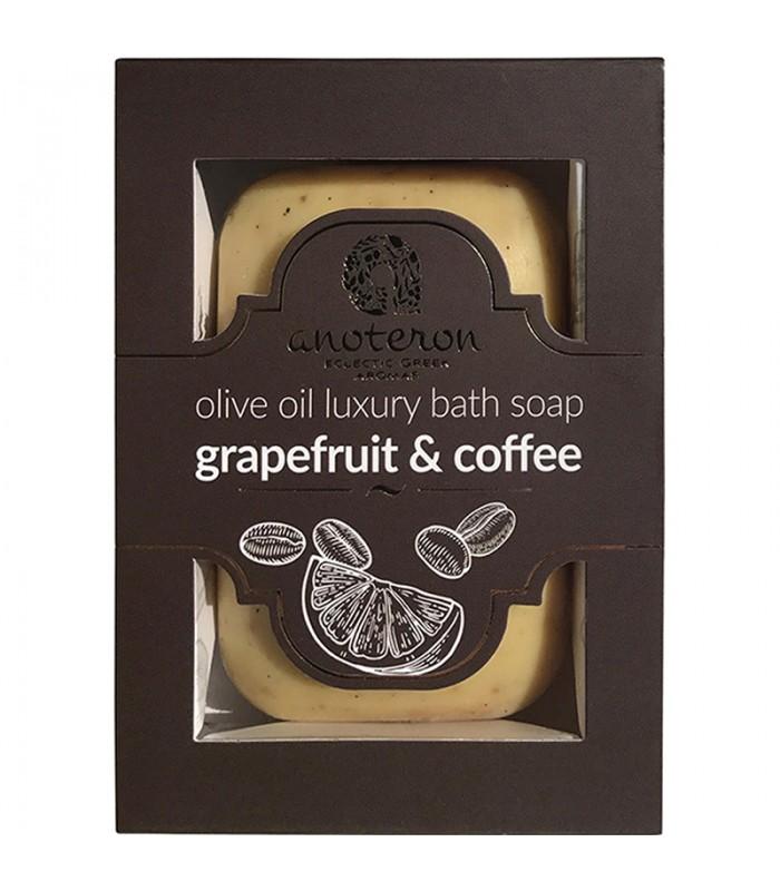 Olivenölseife mit Grapefruit & Kaffee