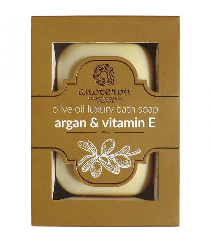 Olivenölseife mit Argan & Vitamin E