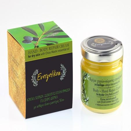 Reparatur-Creme für Hände und Körper - Evergetikon