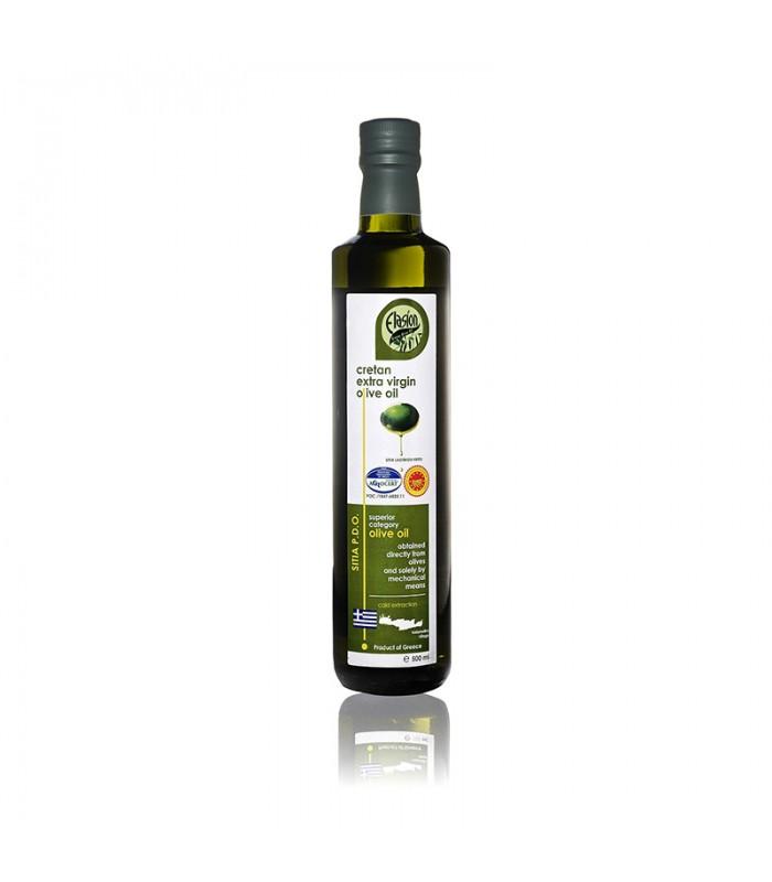 Elasion Sitia P.D.O. Dorica bottle, 500ml