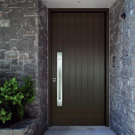 Hochwertige Holz-Aluminium Haustüre EVO