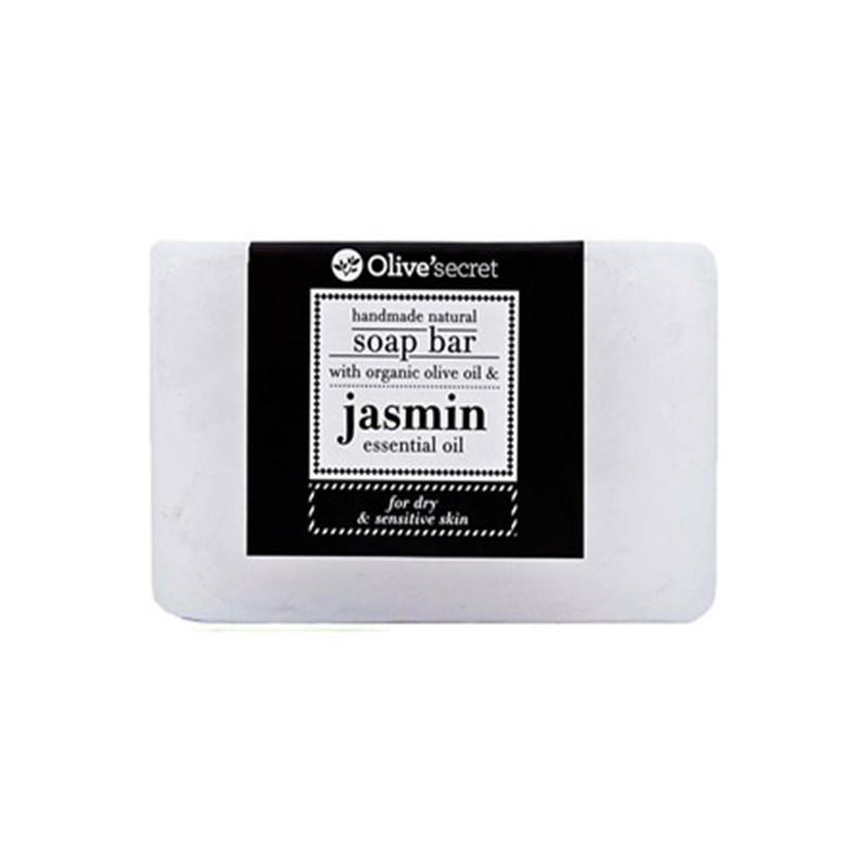 Olivenölseife Jasmin - 100 g - Olive Secret