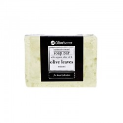 Olivenblätter Seife