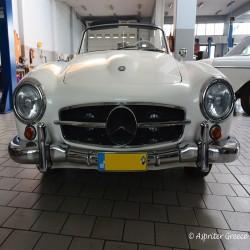 Mercedes Cabrio SL190 +...