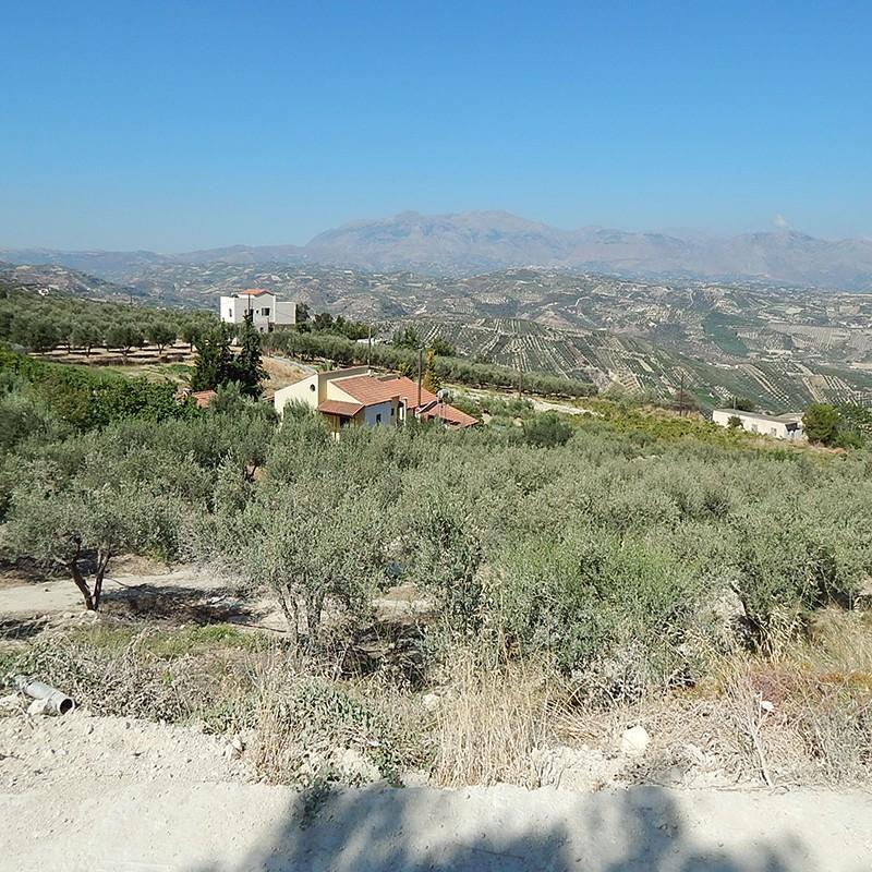 Baugrundstück Kreta