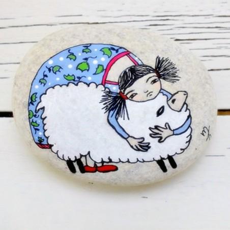 Mädchen & Schaf