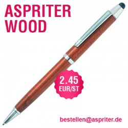 Rosenholz Kugelschreiber