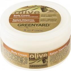 Greenyard Körpercreme Olive
