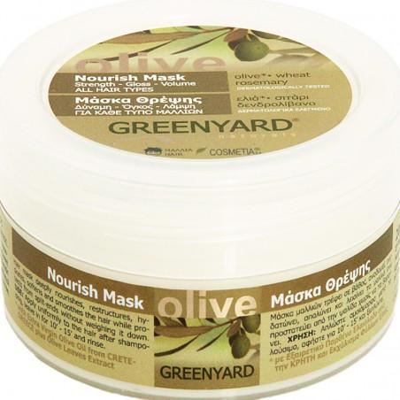 Greenyard Nährende Gesichtsmaske