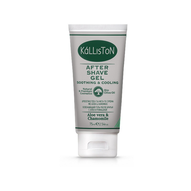 AFTER SHAVE GEL MIT ALOE