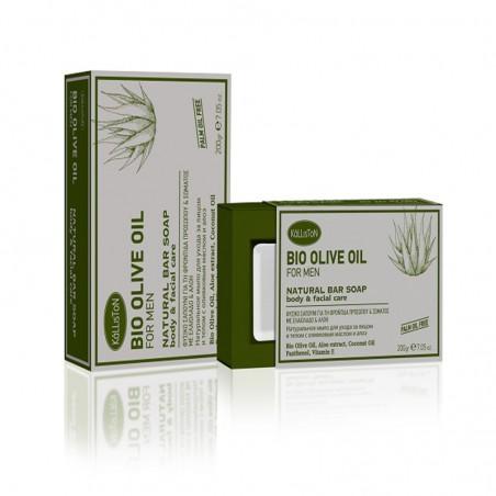 Bio Olivenölseife Aloe