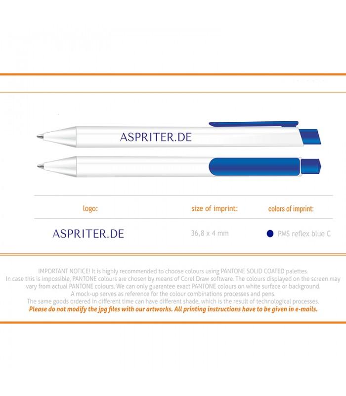 Kugelschreiber Evia