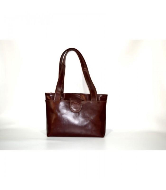 Damen Lederhandtasche