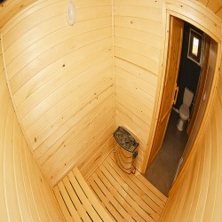 Mobile Home Acteo48 + Sauna