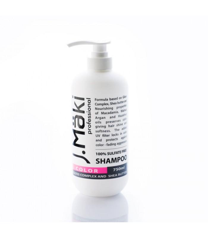 J.Mäki Professional Color Shampoo 750ml