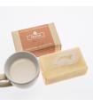 Bio-Seife mit Ziegenmilch - 130 g - Pelion