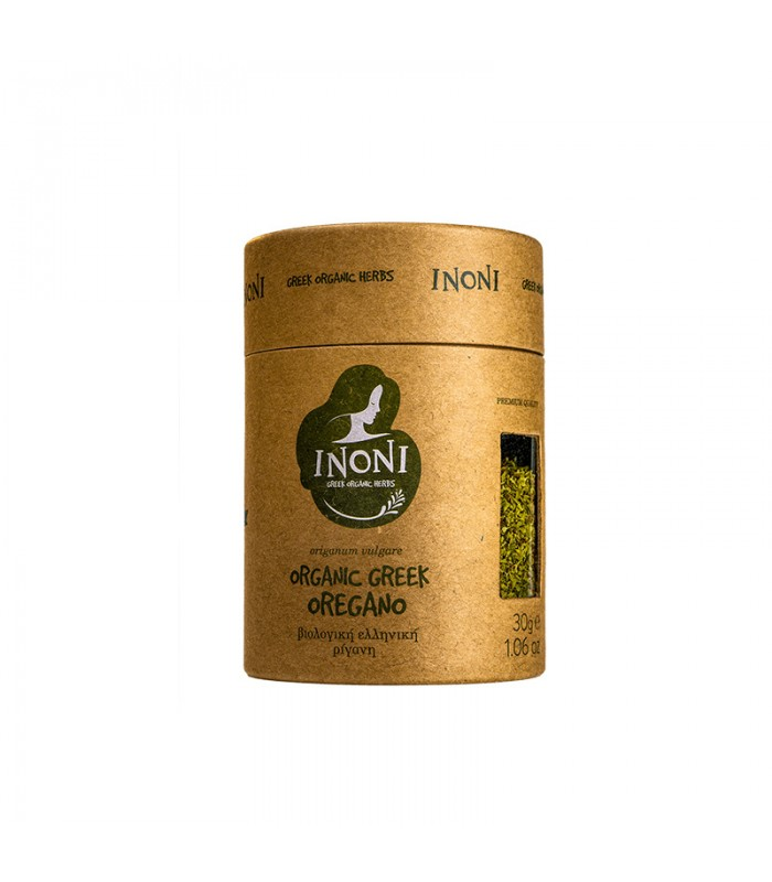 Inoni Greek Organic Oregano Tee