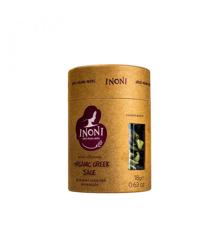 Inoni Greek Organic Salbei Tee