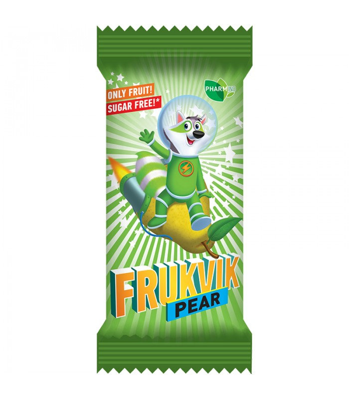Frukvik Birne Früchteriegel von Pharmind