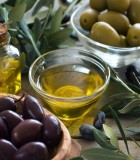 Aromatische Olivenöle