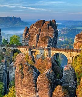 Natursteinhäuser in Deutschland